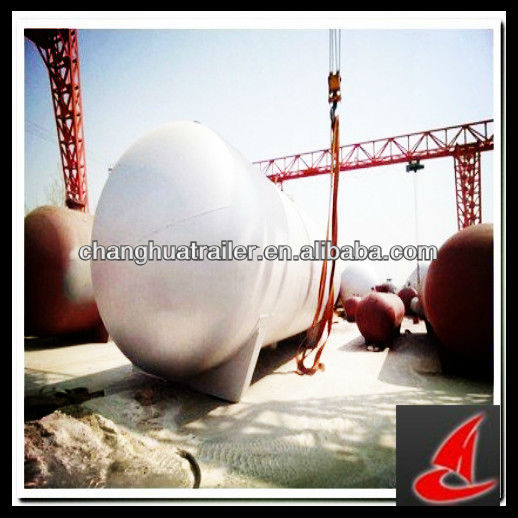 Stainless LNG/Liquid natural gas Cryogenic Storage Vessel