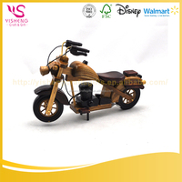 2016 child wholesale wooden product model motorcycle