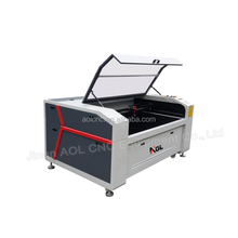 Co2 chinese cnc laser cutter for acrylic wood leather plexiglass plastic