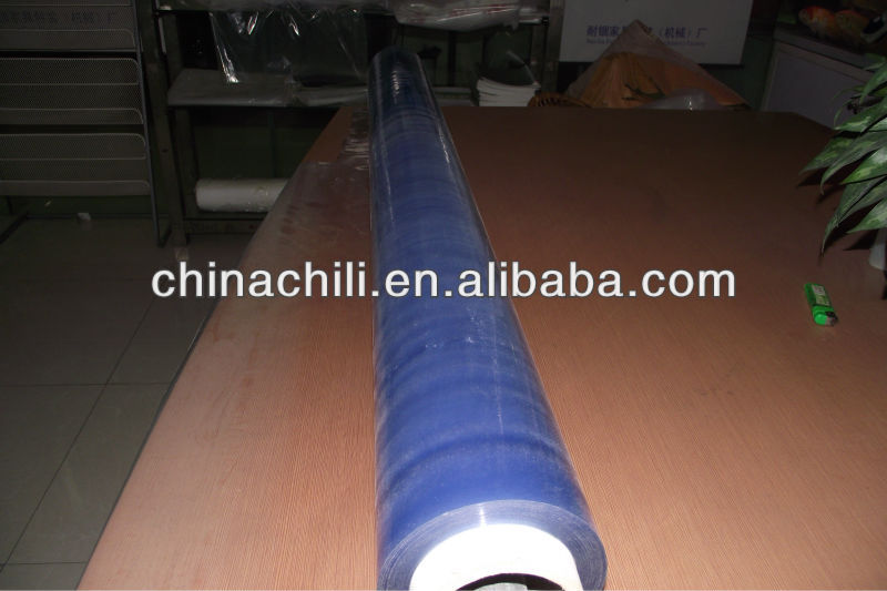 soft jumbo roll stretch shrink label printing plastic PVC film