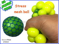 Squeeze mesh grape balls,squeeze toy ball