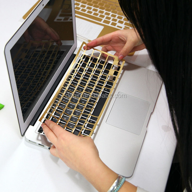 Wholesale laptop accessory for macbook skin sticker