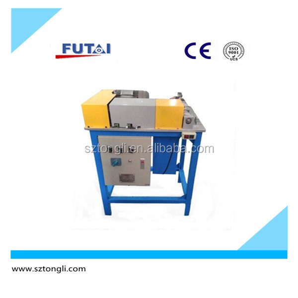 TL-121 Manual trimming machine for heating element or tubular heater or electric heater