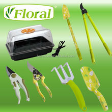 different kind of garden tools