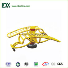 Outdoor fitness equipment abdominal twist machine