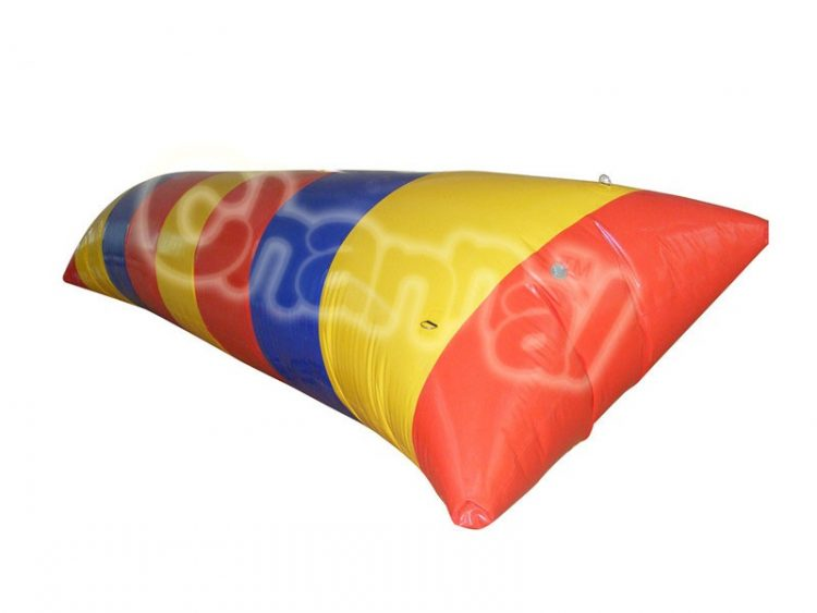 Lake Water Games Inflatable Water Blob Water Pillow Customized Size