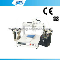 TH-2004D-2004AB glue machine / Epoxy resin dispenser robot