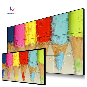 46 Inch Samsung tv display 3x3 lcd video wall