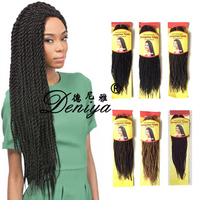 Afro 2X havana mambo twist braid,nubian twist braid hair