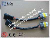 high temperature power cable new peugeot 307 car radio with canbus