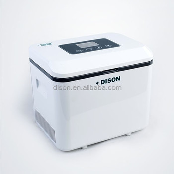 ABS Material and Shoulder Bag Type Dison BC-1500A outdoor vaccine blood cooler box