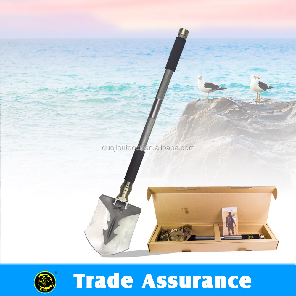 Magical Mastiff vehicle emergency outdoor equipment military shovel