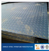 Hot Rolled Steel Checkered Plate Size