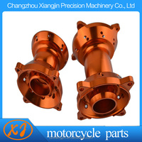 OEM special machined motorcycle rear hubs made in China