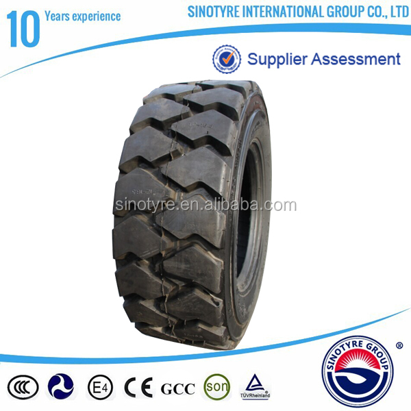 7.00-12 solid forklift solid rubber truck tire 28x9-15 8.15-15