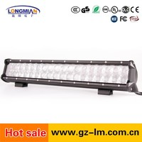 LED light bar for auto lamp 4D light bar 20inch 126w for 4x4 offroad driving light bar