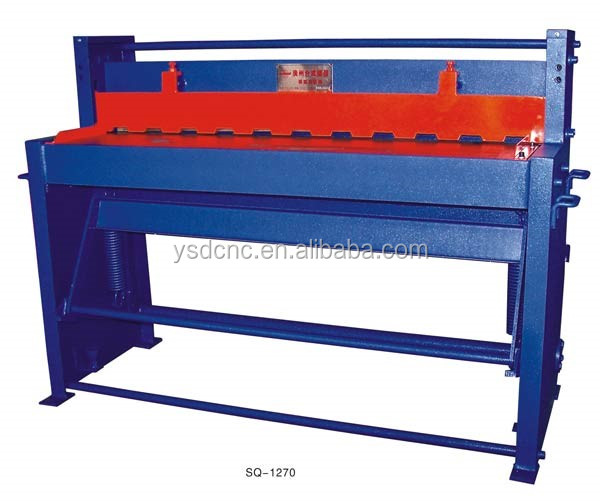 ysdcnc foot metal sheet shearing <strong>machine</strong> steel <strong>plate</strong> <strong>cutting</strong> <strong>machine</strong>
