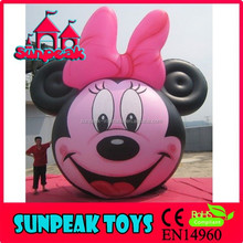 BL-482 Inflatable Cartoon Character Balloons/Inflatable Toys For Sale/Giant Inflatable Water Toys