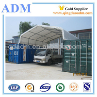 PVC PE Portable Container Shelter Tent for Sale