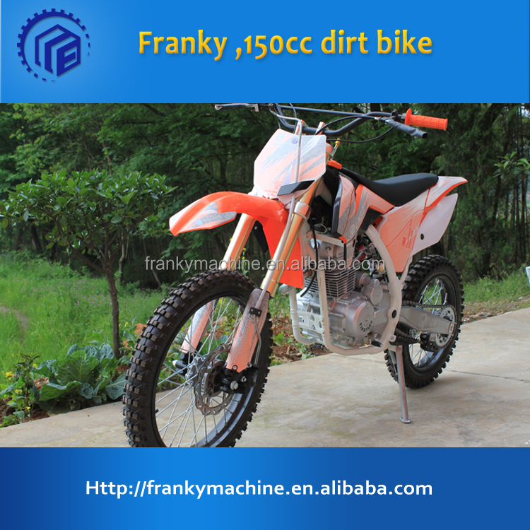new machines zongshen 150cc dirt bike