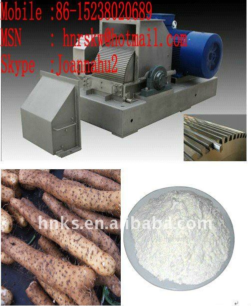 2016 Yam flour making machine 0086 15238020689