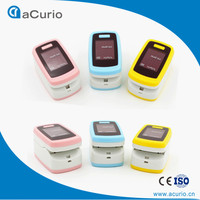 Brand New Accuracy Colors Finger SpO2 Pulse Oximetry Sensor Oximeter Oxymeter Cheap Price, CE and ISO Proved Manufacurer