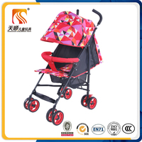 2-in-1 baby stroller easy folding stroller tricycle stroller carrier for baby children