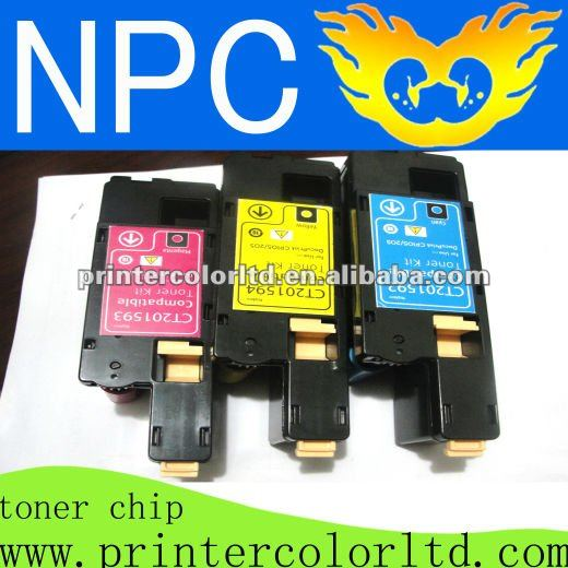 toner cartridge for Fuji Xerox DocuPrint CM-205 FW toner brand new printer cartridge/for Xerox Inkjet Refill Machine