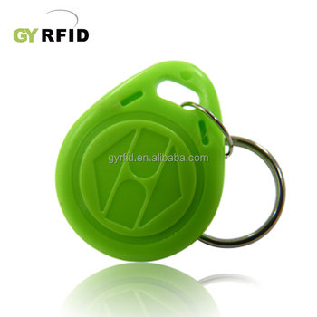 Proximity Smart Price Programmable Rfid Keychain Tag