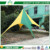 Outdoor aluminum star gazebo , single peak shaped aluminum star tent for event