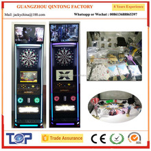 Newest Double screen competitive price for soft tip darts machine