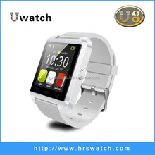 2015 new arrivals hot selling Waterproof Bluetooth U8 Smart watch phone
