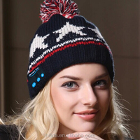 Excellent Style Bluetooth Beanie Headphone a great Christmas gift for the music lover