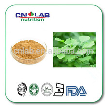 Water soluble ginkgo biloba leaf extract /ginkgo plant extract in bulk