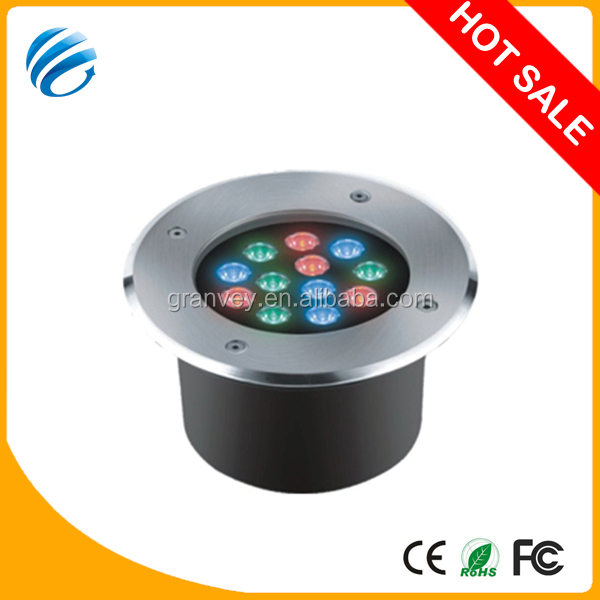 hot new products for 2015 led light,led paver light,led floor uplighters CE ROHS high quality RGB led underground light 12w