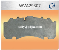 backing plate of brake pads WVA29307