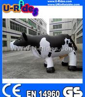 2014 giant inflatable cow