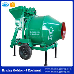 Convenient Operation Concrete Mixer Removable with Simple Structure