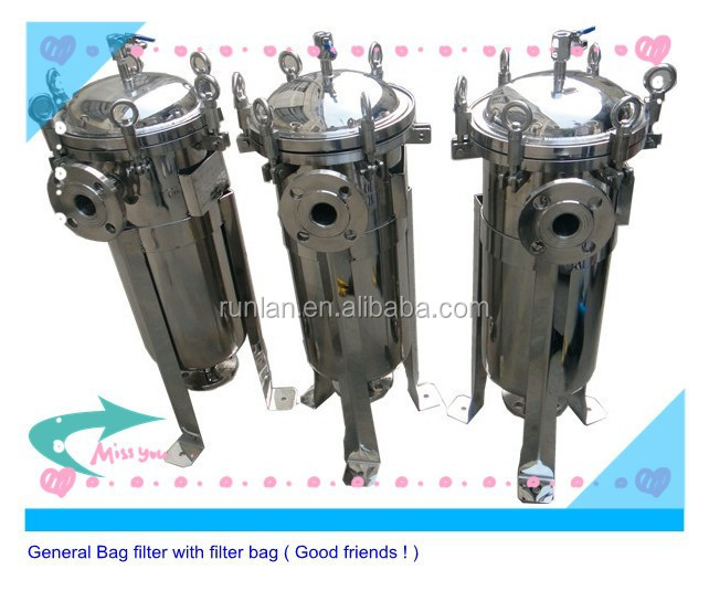 Industrial stainless steel oil filter housing for oil filtration machine buying online with China price