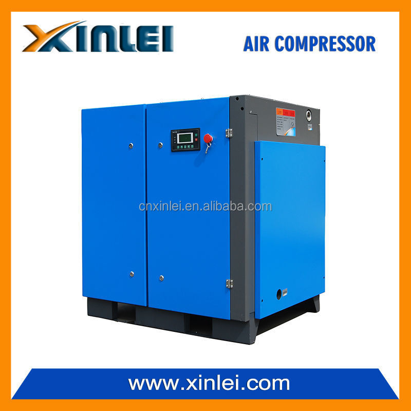 air cooling industrial 40HP 30KW screw air compressor KKAM40A from Chinese professional suppliers