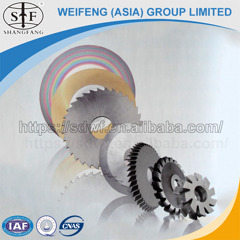 Tungsten carbide circle saw blade milling cutter