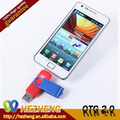 High Quality Guarantee Swivel OTG USB Memory Stick 32GB For Samsung