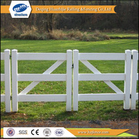 plastic ranch fencing gate