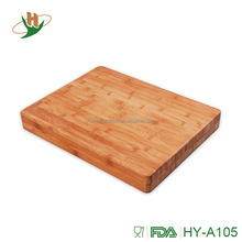 Kitchen Custom Safety Material Bamboo Thick Chopping Board