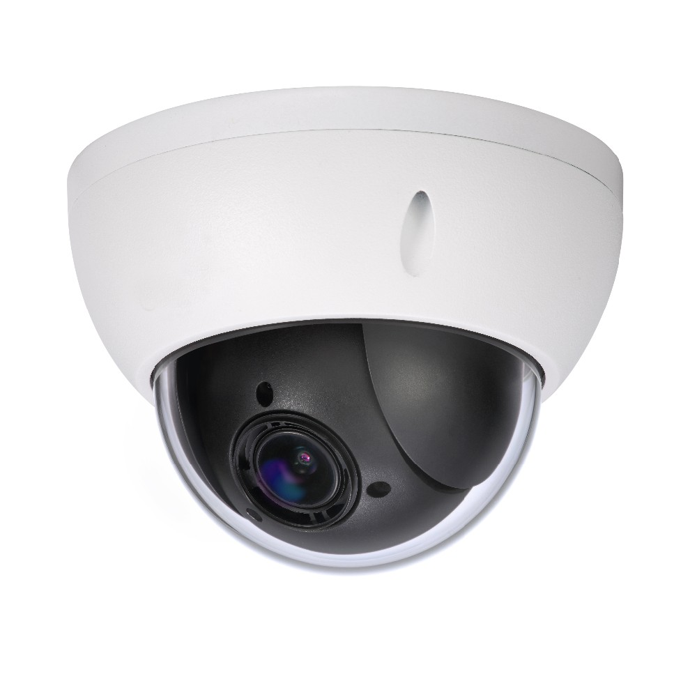 2 MP Full HD WDR 120dB 4X Optical Zoom Network IR Speed Dome Camera