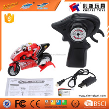 Cheap Small Mini RC Nitro Motorcycle 2.4Ghz 3.7V RTR Radio Control Motorcycles