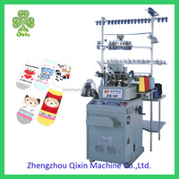 Prevailing automatic rib Socks Making Machine