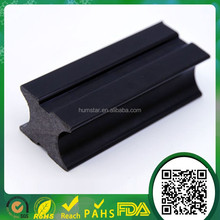 decorated wood plastic composite wpc solid keel joist factory price