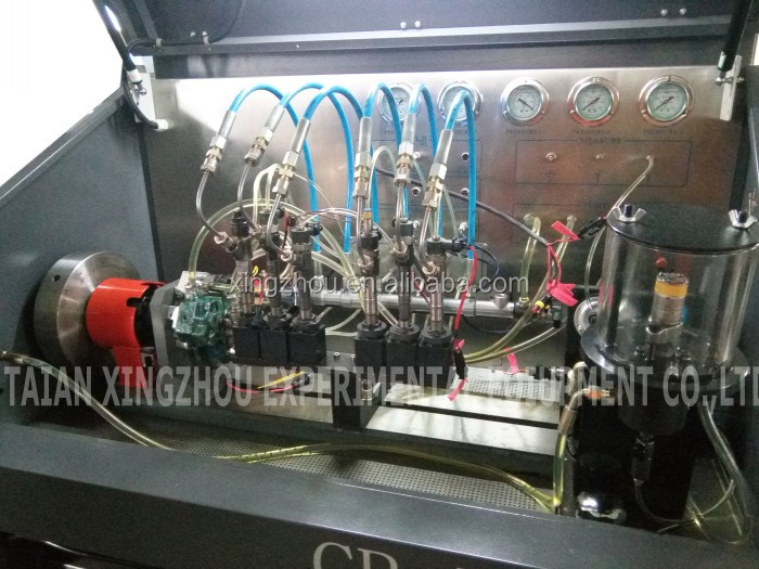 CR816 diesel common rail injector and pump test bench 6 cylinders EUI EUP HEUI stand