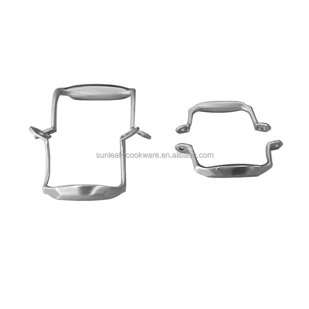 High Quality stainless steel cookware handle and cookware long handle and pot handle